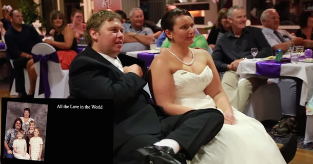 The Touching Way This Best Man Decided To Deliver His Speech Will Give You All The Feels
